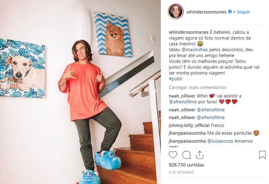 Digital Influencer - Whindersson