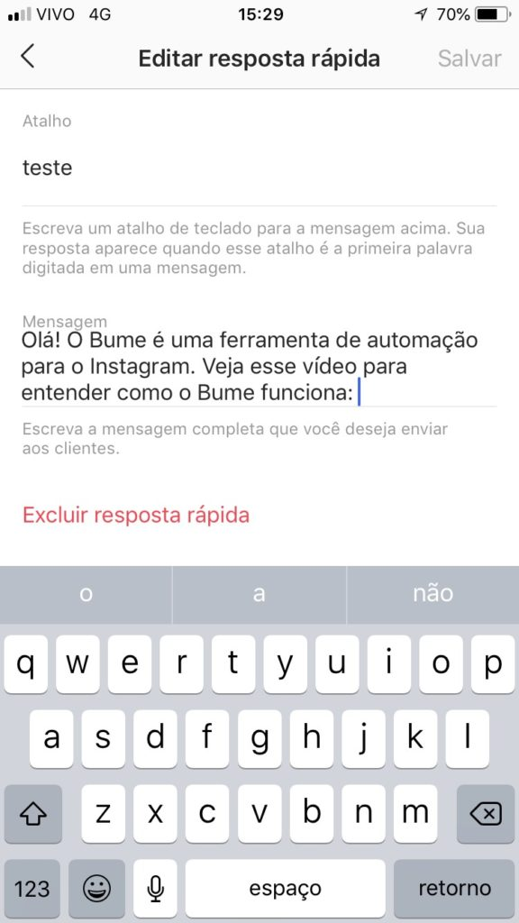 instagram updates 2018 -resposta rapida