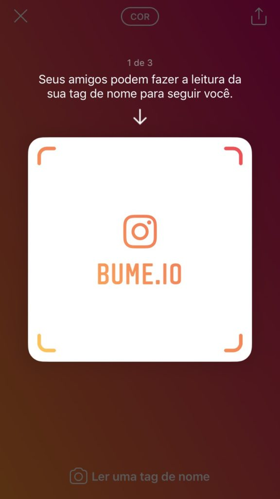 instagram updates 2018 - tag de nome
